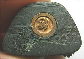 รูปหล่ออุดกริ่ง ปี 2527 หลวงพ่อเนื่อง วัดจุฬามณี จ.สมุทรสงคราม