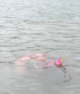 ตะกรุดขุนโจรกลับใจ (จารเสกใต้น้ำ) ครูบาน้อย สิริวิชโย วัดบุญโยง บรมครูเฒ่าแก้ว พรมเสน:01724