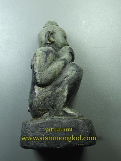 กุมารทองธาตุ32 พรายดูดรก ขนาดบูชา หลวงปู่ศวัส ศิริมงฺคโล วัดเกษตรสุข จ.พะเยา