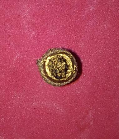 ตะกรุดรักซ้อน มนต์พระลักษณ์หน้าทอง อุดผงพรายแม่มณี หลวงปู่น้อย ญาณฑีโป สำนักสงฆ์วังเทวา สกลนคร