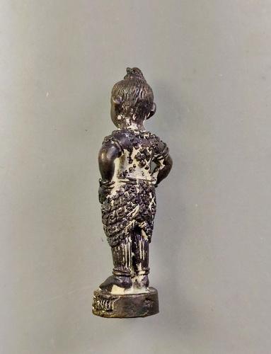 กุมารทองเรียกทรัพย์ ตะกรุดทองคำ หลวงพ่อพูล วัดไผ่ล้อม จ.นครปฐม:02872