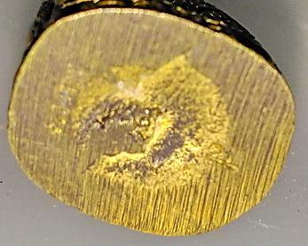 หนุมานยอดขุนศึก เนื้อทองระฆัง ปี 2540 หลวงพ่อไสว วัดปรีดาราม จ.นครปฐม:02905