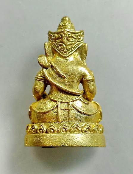 พระพิฆเณศ เนื้อทองทิพย์ อาจารย์ชูเดช ชื่นชม